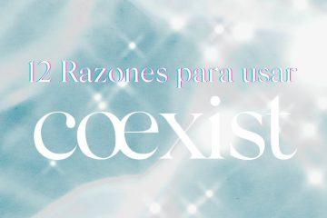 12 razones para usar coexist